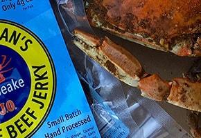 Dundalk Dan's Beef Jerky and Crabs