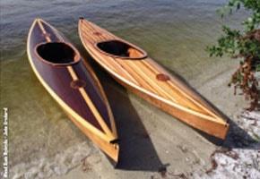 Two Kayaks