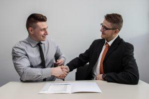A seasonal employee is hired