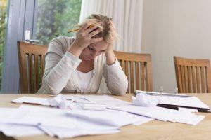 balance sheet mistakes