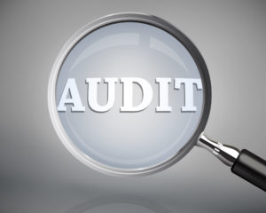 IRS audit the harding group